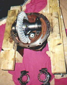Friday Night Cruisers | Ford 9 Inch Rebuild / Gear Setup